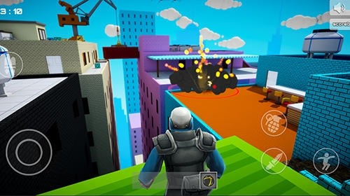 No Guns Android Game Image 3