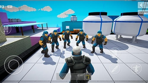 No Guns Android Game Image 4