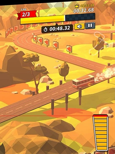 Onslot Car Android Game Image 3
