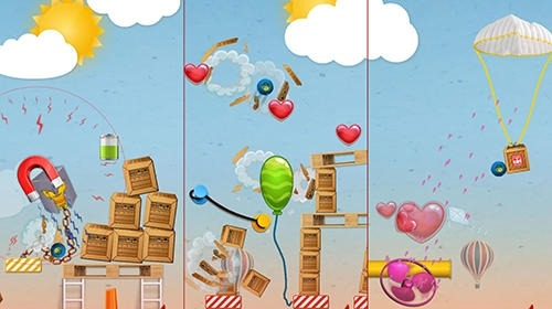 Robot Jack: Puzzle Game Android Game Image 3