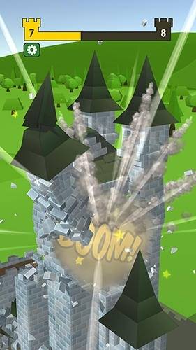 Castle Wreck Android Game Image 2