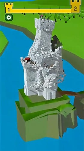 Castle Wreck Android Game Image 3