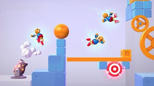 Rocket Buddy Android Game Image 2