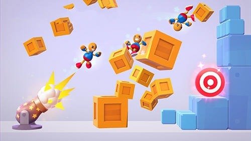 Rocket Buddy Android Game Image 3