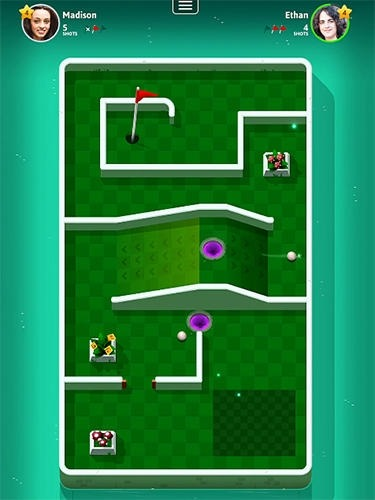Top Golf Android Game Image 2