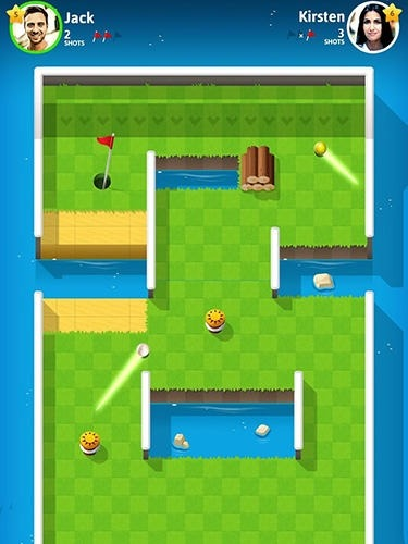 Top Golf Android Game Image 3