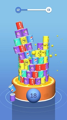 Color Tower Android Game Image 2