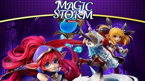 Heroes Era: Magic Storm Android Game Image 1