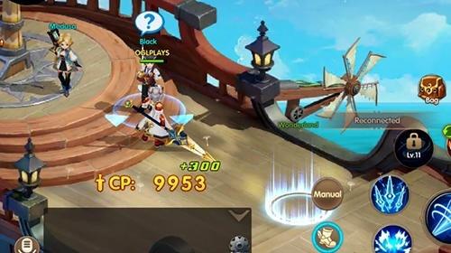 Heroes Era: Magic Storm Android Game Image 3