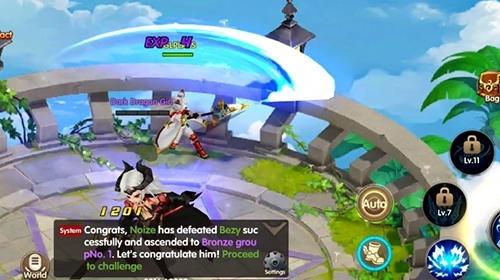 Heroes Era: Magic Storm Android Game Image 4