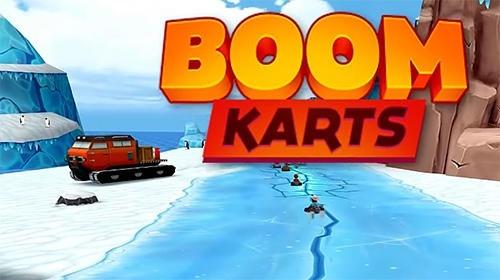 Boom Karts: Multiplayer Kart Racing Android Game Image 1