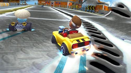 Boom Karts: Multiplayer Kart Racing Android Game Image 2