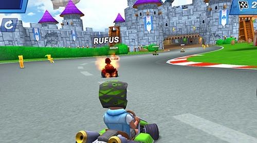 Boom Karts: Multiplayer Kart Racing Android Game Image 3