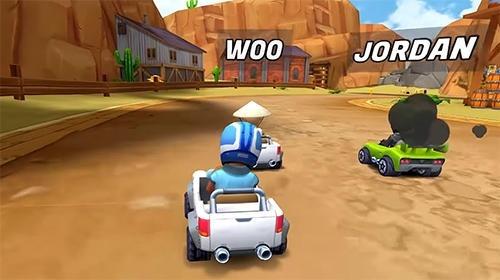 Boom Karts: Multiplayer Kart Racing Android Game Image 4