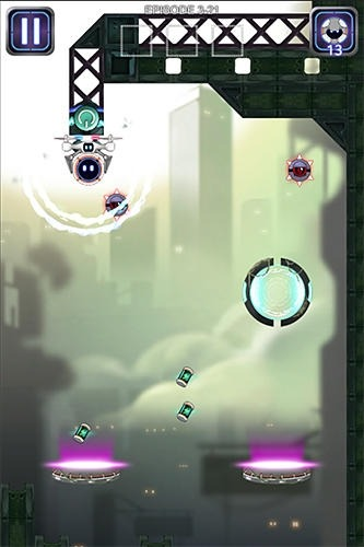 Eco: Falling Ball Android Game Image 2