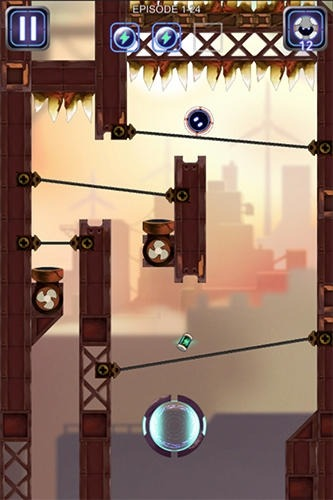 Eco: Falling Ball Android Game Image 4