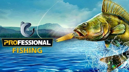 Professional Fishing Android Game Image 1