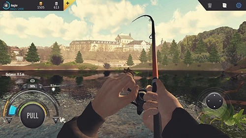 Professional Fishing Android Game Image 2