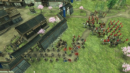 Shogun's Empire: Hex Commander Android Game Image 2