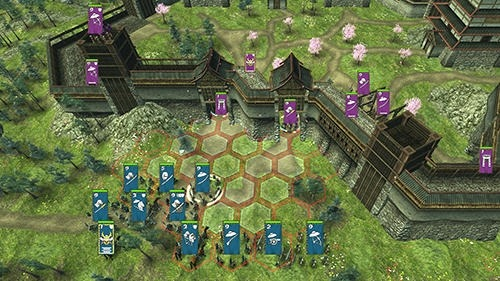 Shogun's Empire: Hex Commander Android Game Image 4