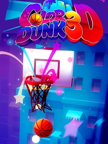 Color Dunk 3D Android Game Image 1