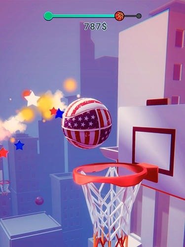 Color Dunk 3D Android Game Image 3