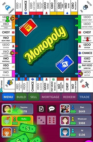 Monopoly Android Game Image 2