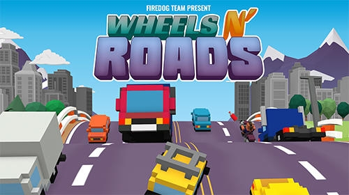 Wheels N´roads Android Game Image 1