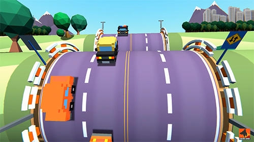 Wheels N´roads Android Game Image 2