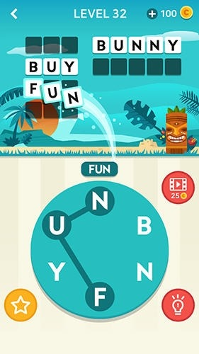 Word Tower: World Trip Android Game Image 2