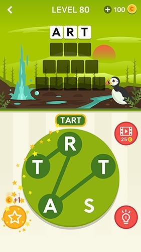 Word Tower: World Trip Android Game Image 3