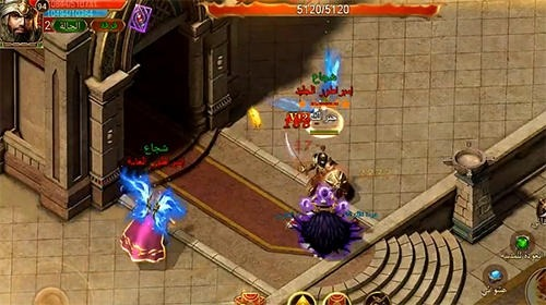 Resurrection Of Heroes Android Game Image 2