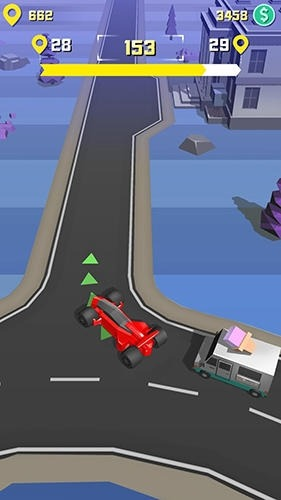 Taxi Run Android Game Image 2