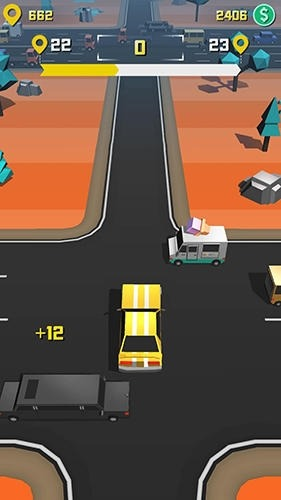 Taxi Run Android Game Image 3