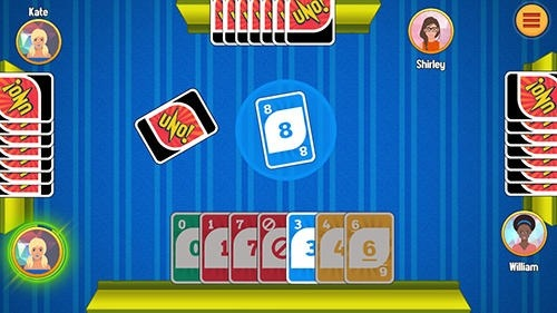 Uno Crazy Android Game Image 2