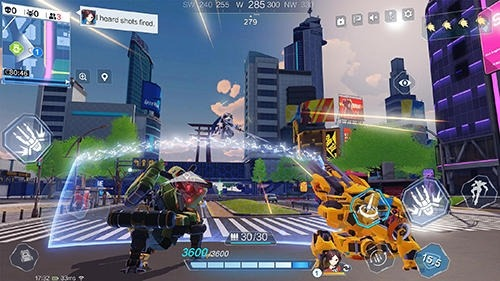 Super Mecha Champions Android Game Image 2