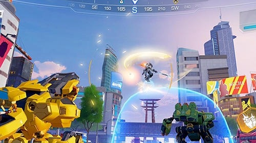 Super Mecha Champions Android Game Image 3