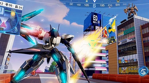 Super Mecha Champions Android Game Image 4