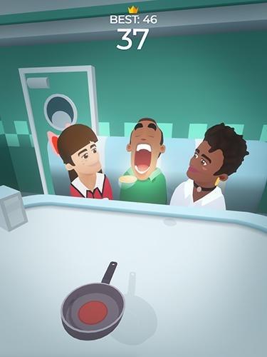 Flippy Pancake Android Game Image 3