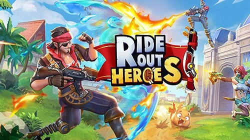 Ride Out Heroes Android Game Image 1