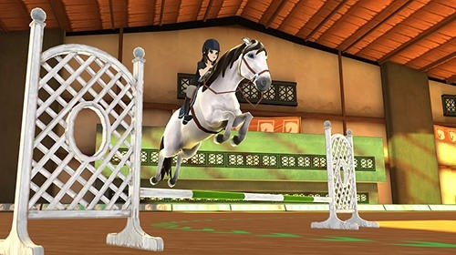 Horse Riding Tales: Ride With Friends Android Game Image 2