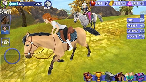 Horse Riding Tales: Ride With Friends Android Game Image 3