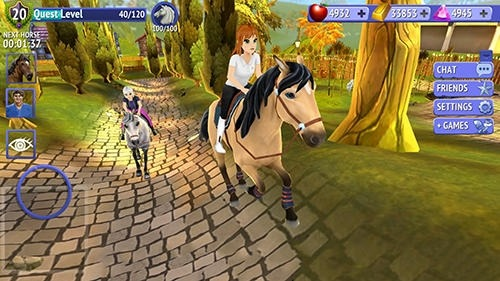 Horse Riding Tales: Ride With Friends Android Game Image 4