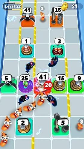 Sausage Bump Android Game Image 3