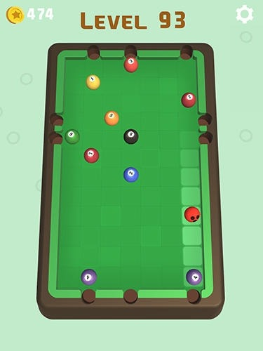 Flick Pool Star Android Game Image 2