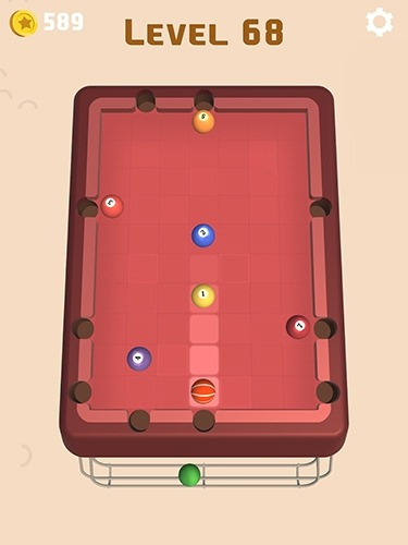 Flick Pool Star Android Game Image 3
