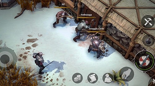 Frostborn Android Game Image 3