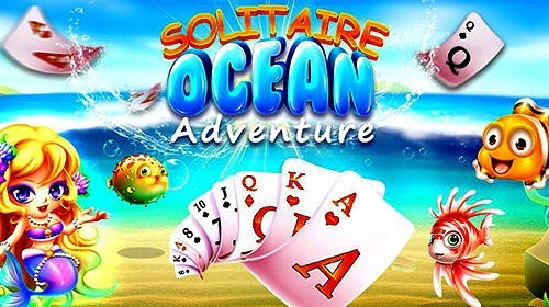 Solitaire Ocean Adventure Android Game Image 1