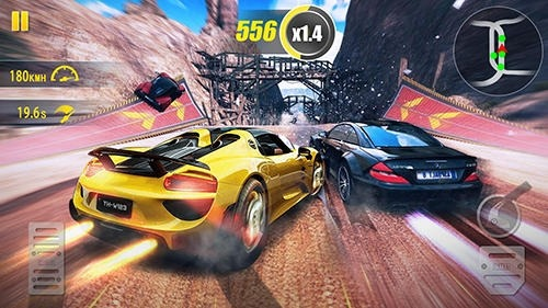 Ultimate Drifting: Real Road Car Racing Game Android Game Image 2
