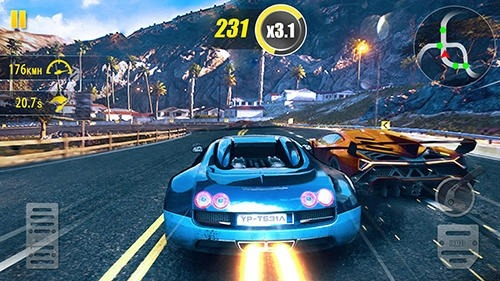 Ultimate Drifting: Real Road Car Racing Game Android Game Image 3